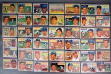 148 - 1956 TOPPS Baseball Cards