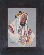 Sirak Melkonian O/B Tehran 1951
