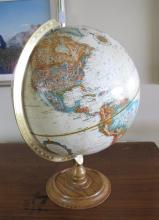Globe of the World by Replogle