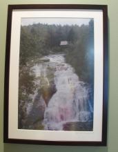 Photograph - High Falls, Brevard NC
