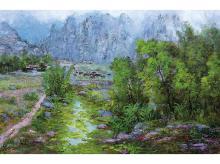 Li Zhao Yan Qiujiang Seamless rain song