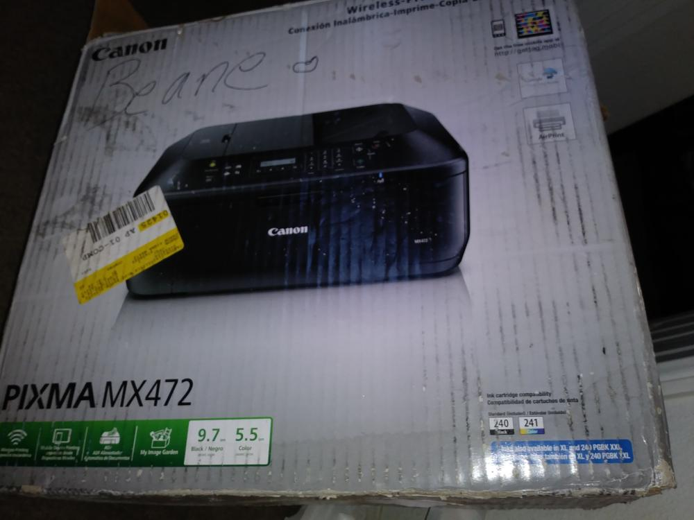 Canon Printer Pixma Mx472