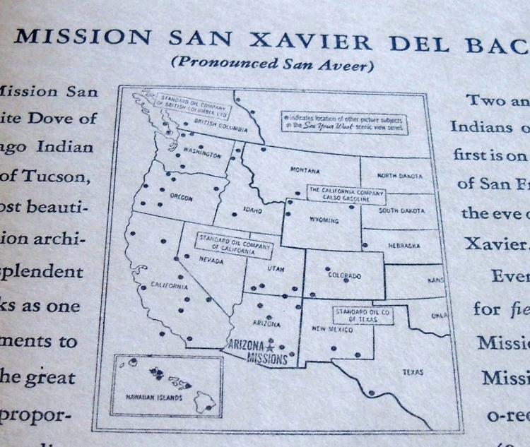 graphic relating to California Missions Map Printable named Basic Common Oil of California Print MISSION SAN XAVIER