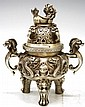 Chinese Metal Censer Incense Burner