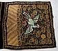 Chinese Phoenix Textile 19th Century