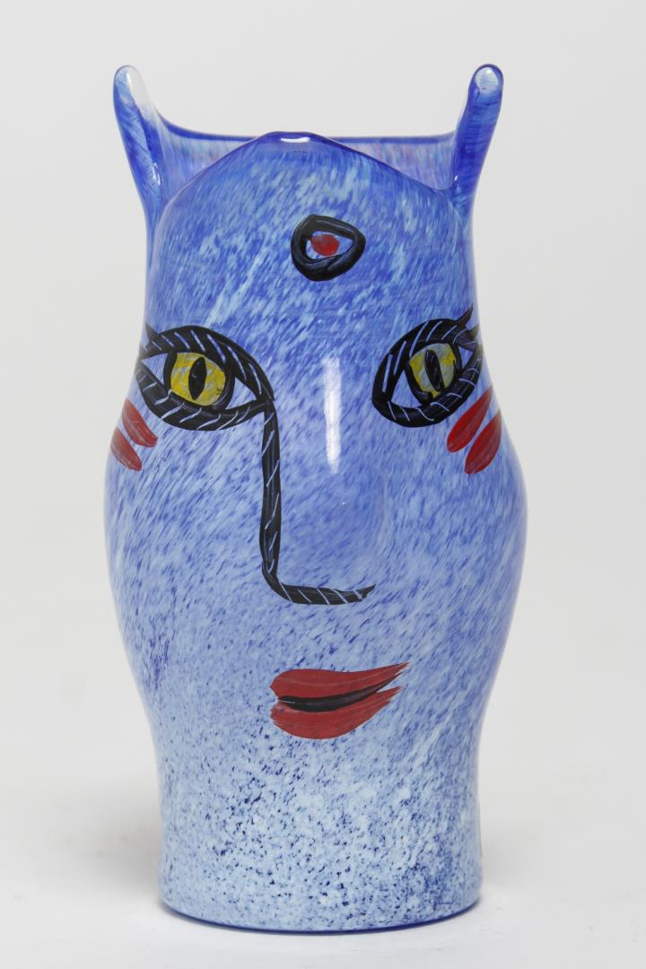 Ulrica Vallien Kosta Boda Quot Open Minds Quot Mini Vase