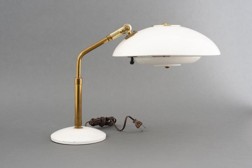 Gerald Thurston Attr. Mid-Century Desk Lamp