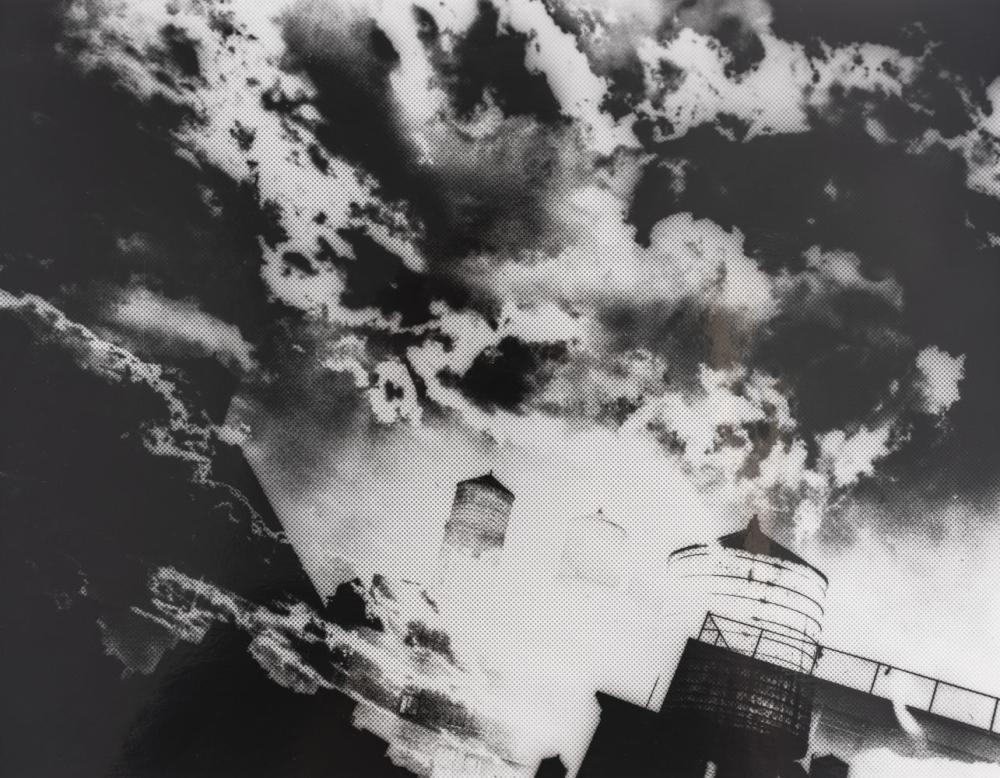 "Robert Mapplethorpe ""Water Tower"" Halftone Photo"