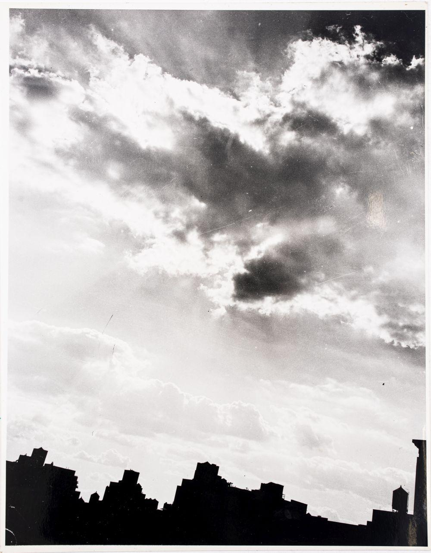"Robert Mapplethorpe ""Water Tower"" Photograph"