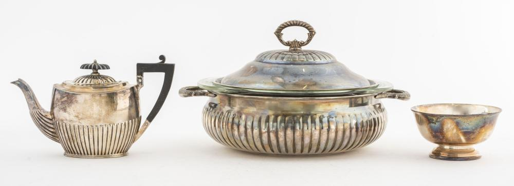 Silver-Plate Items, 3