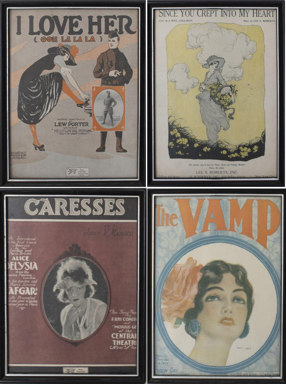 Early 20th Century Theater Posters, 4