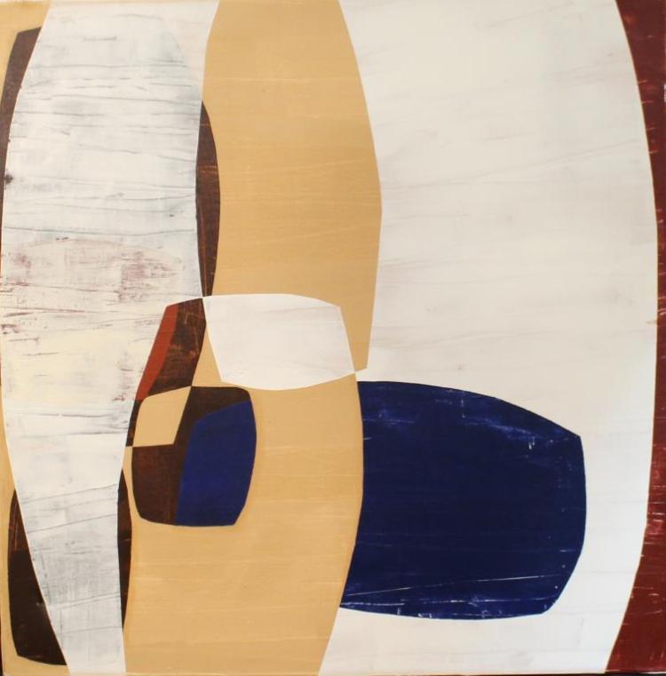 R. Olivia (20th Century) - Abstract