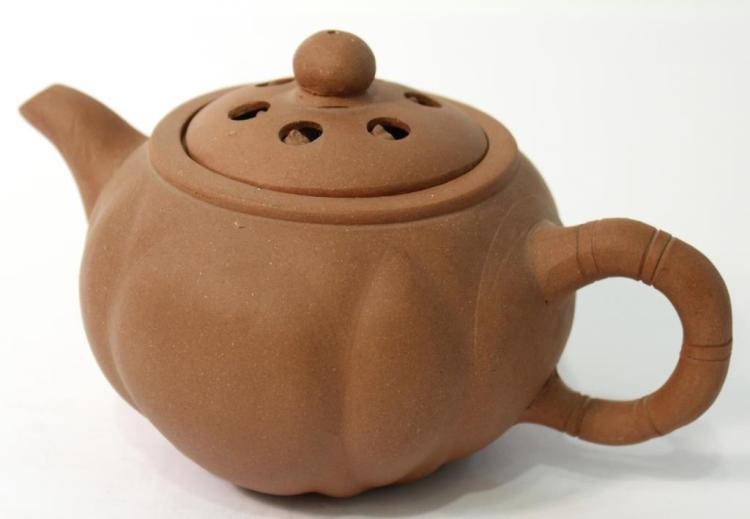 Chinese Yixing Clay Pottery Teapot