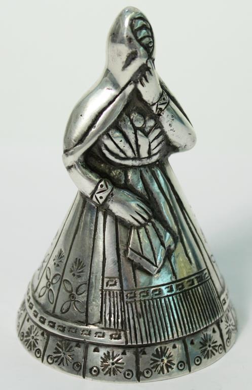Vintage Peruvian Sterling Silver