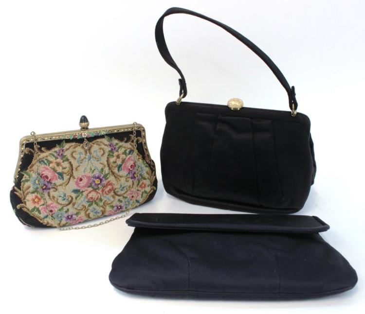 3 Vintage Evening Bags