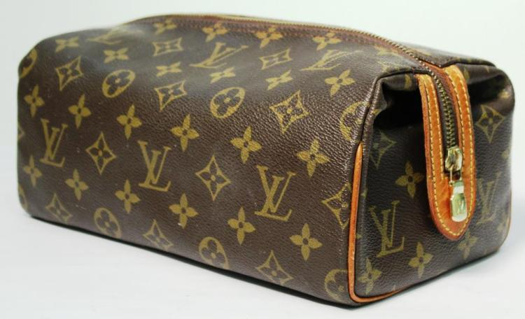 Vintage Louis Vuitton Toiletry Case