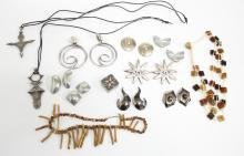 13 Women's Costume Jewelry Articles