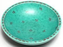 Gustavberg Argenta Ceramic Bowl