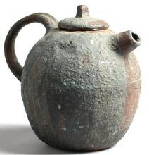 Studio Art Pottery Glazed Teapot
