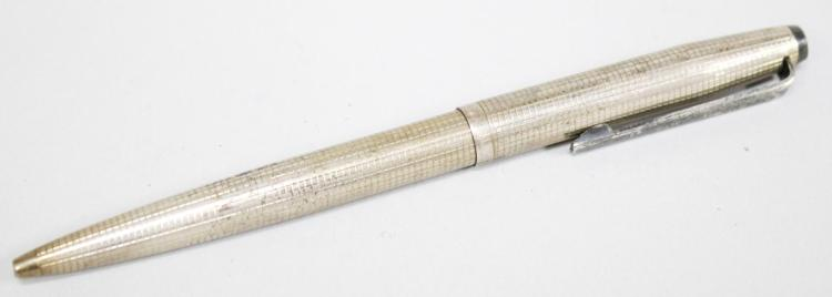 Vintage .900 Coin Silver Ball-Point Pen