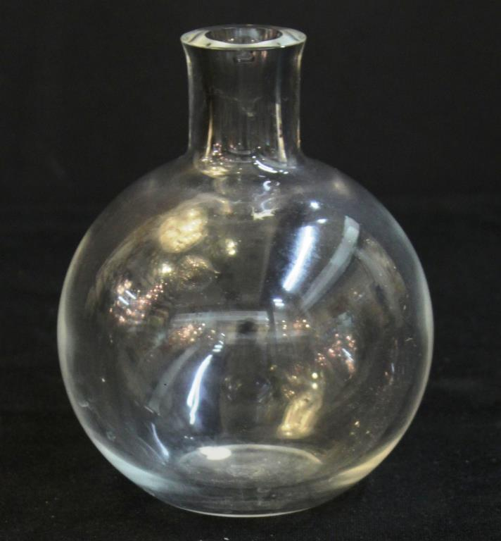 Baccarat Crystal Bud Vase