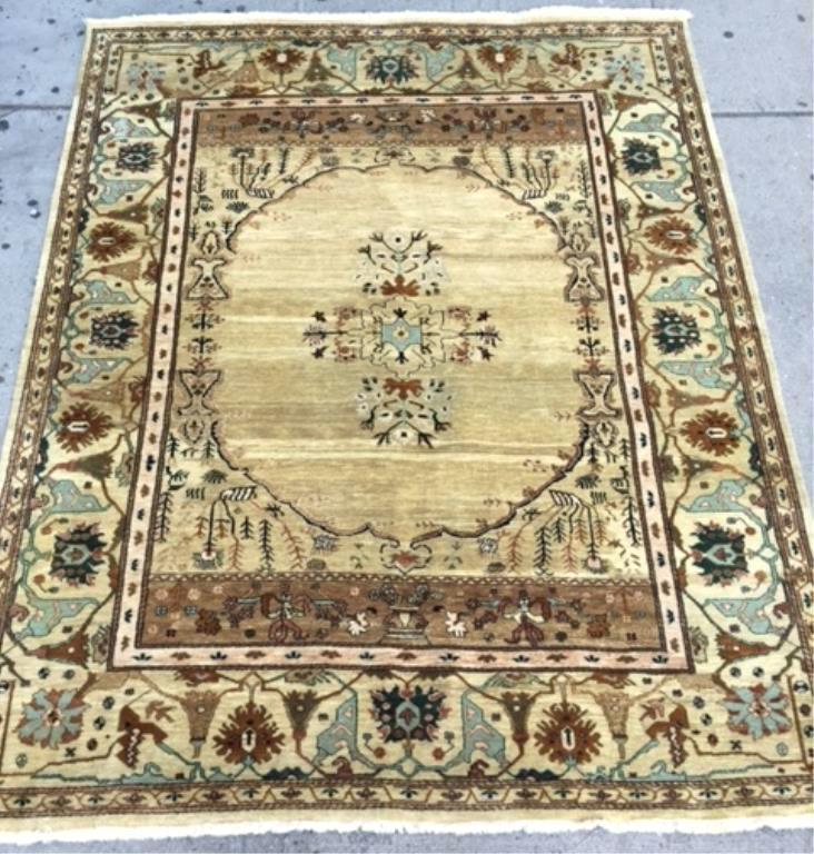 Caucasian Carpet- 8'2