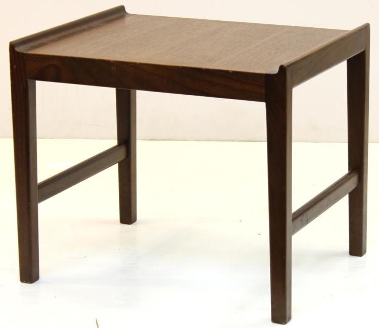 Skaraborgs Mid-Century Modern Teak Table, Sweden