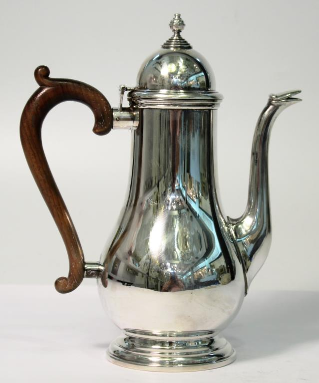Gorham Sterling Silver Coffee Pot