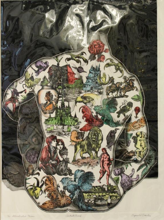 Agnes W. Crowley (American, born 1937) - Print