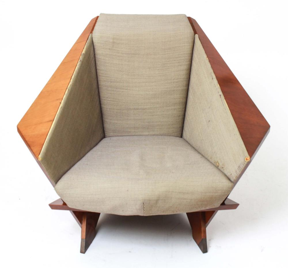 Pleasant Cassina Frank Lloyd Wright Taliesin Arm Chair Theyellowbook Wood Chair Design Ideas Theyellowbookinfo