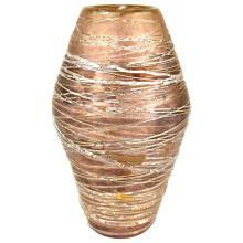 Adam Aaronson Handmade Glass Co British Art Vase