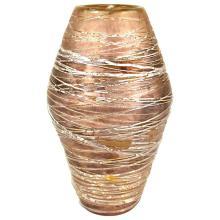 Adam Aaronson Handmade Glass Co. British Art Vase