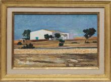 Rafael Bataller Giralt (Spanish, 1920-2013)- Oil