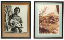 2 Vintage Photos of China by Nell Greenfield
