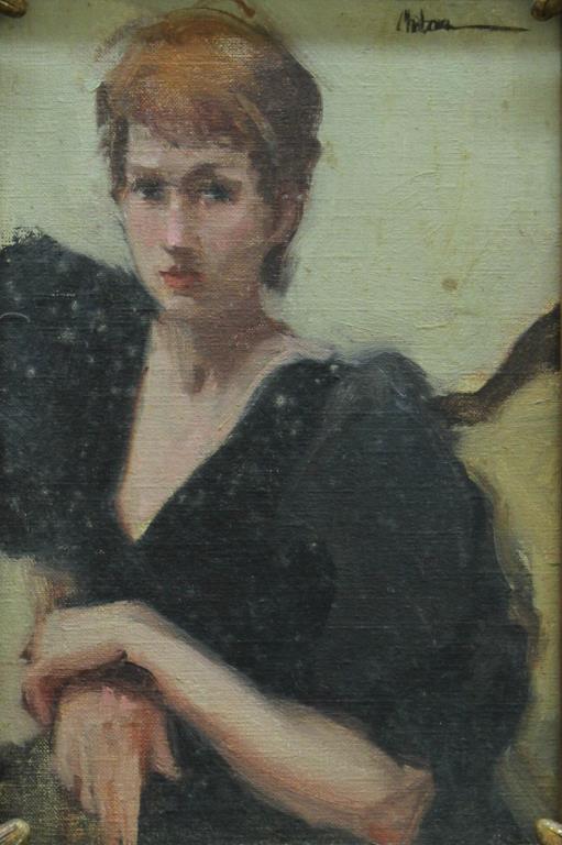 Nancy Chaboun (American, born 1953) - Oil