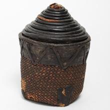 Lobi People Burkina Faso Nesting Wedding Baskets