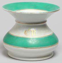 Antique Porcelain Cuspidor