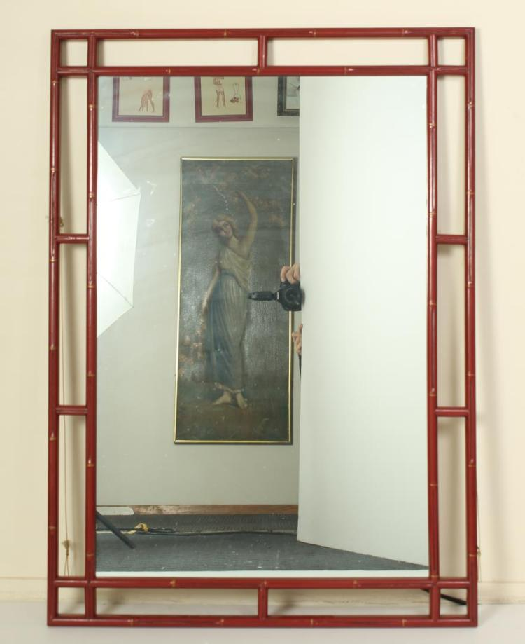 Chinese chippendale style mirror for Asian style mirror