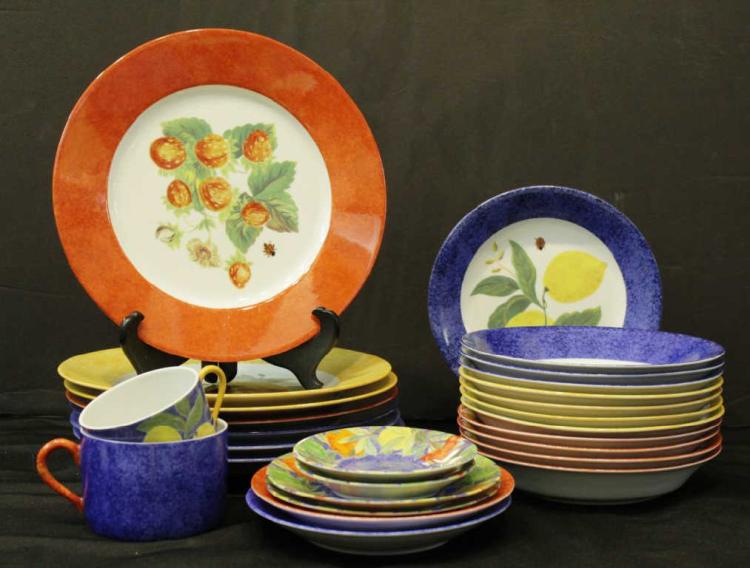 & Laure Japy for Limoges Porcelain Dinnerware
