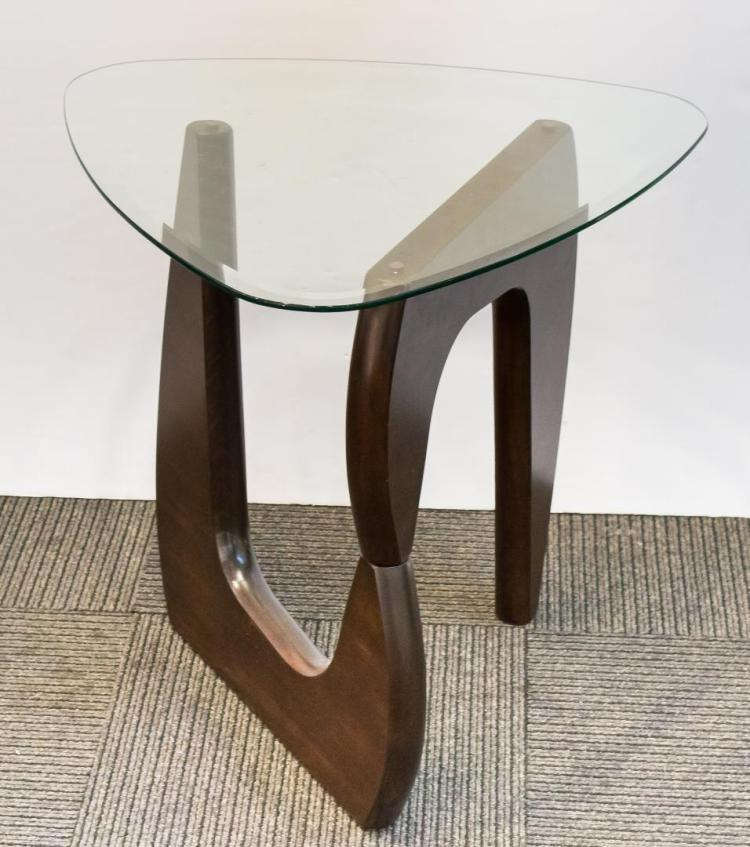 Sold Price Noguchi Style Mid Century Modern Side Table Invalid Date Edt