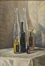 Rafael Giralt Bataller (Spanish, b. 1920)- Oil