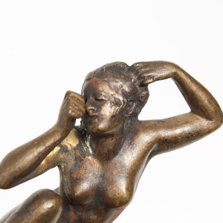 Juliette rose frette nude