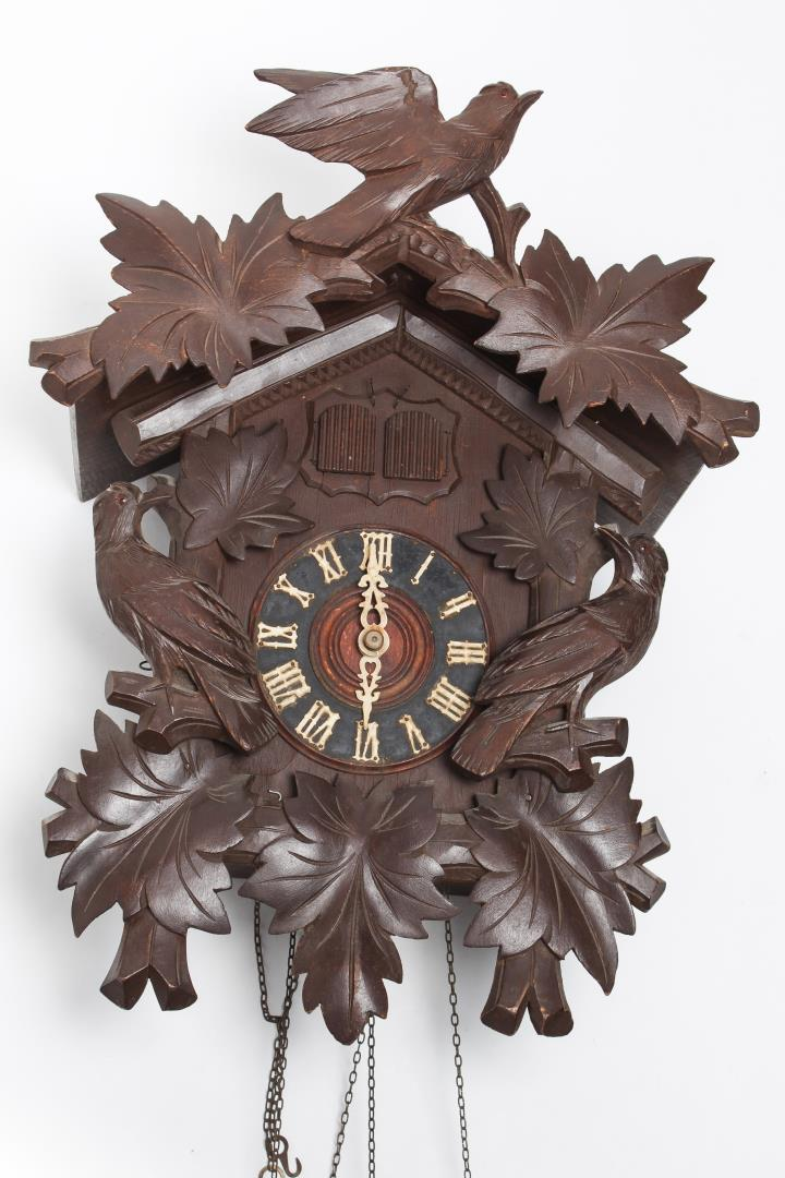 Fuck xxx black forest girl pendulum clock