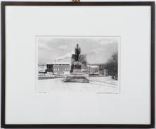 "Lee Friedlander ""The American Monument"" Photograph"