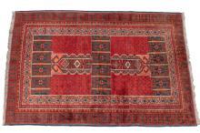 Pakistani Wool Rug- 4' 2