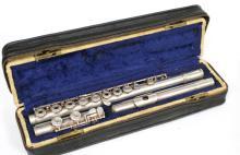 Gemeinhardt M3S Solid Silver Flute