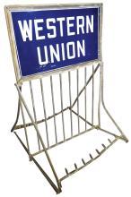 Western Union Bicycle Rack