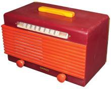 Garod Catalin Radio. Three color