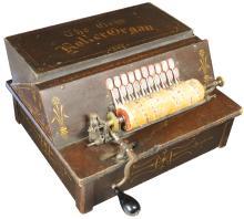 The Gem Roller Organ