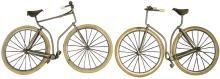 Pair of Miniature Bicycles